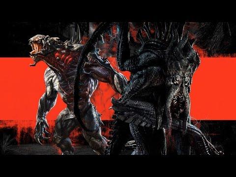 Evolve - Multiplayer-Match: So spielt sich das Monster