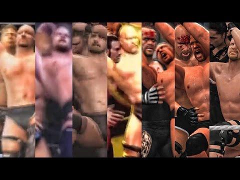 WWE 2K17 - Evolution Of Stone Cold Stunner! ( WWF Smackdown to WWE 2K17 )