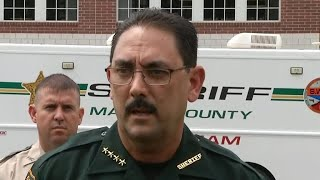 Student wounded in school shooting in Ocala, Florida; sheriff warns about social media