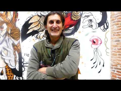 Rencontre avec Stefano Faravelli, invité du festival Terres d'Ailleurs