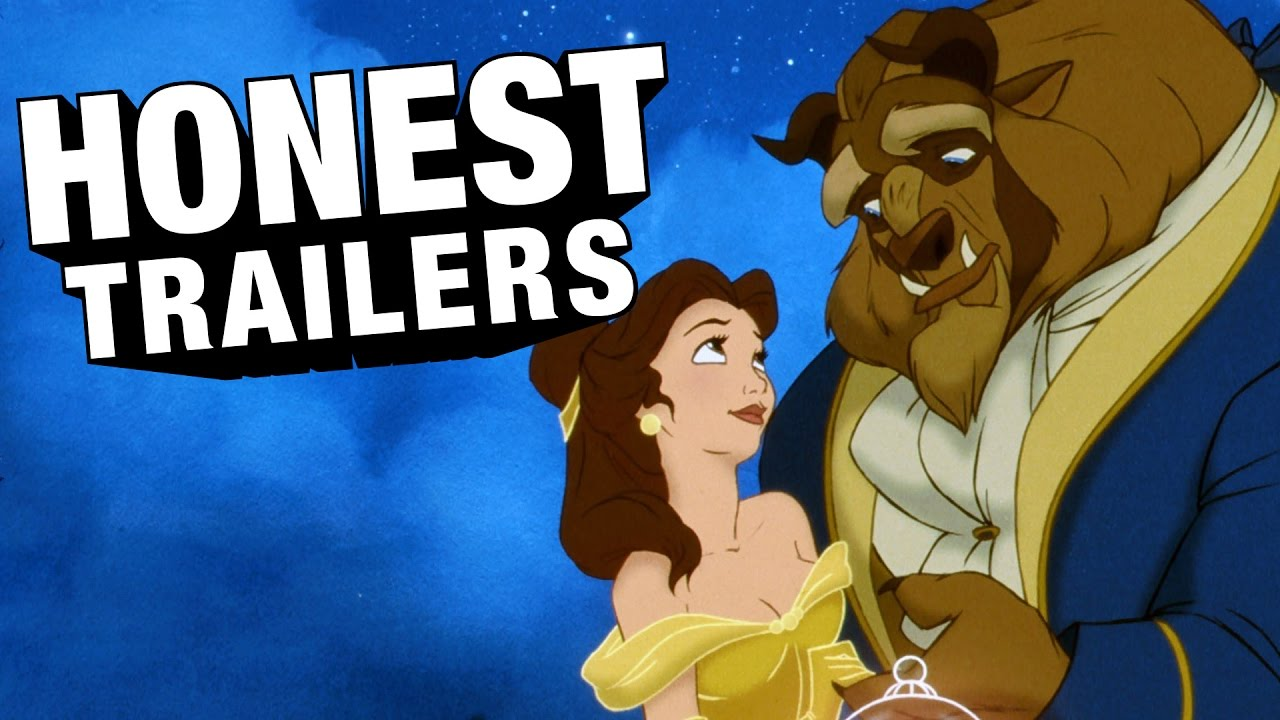 The 'Beauty And The Beast' Honest Trailer Confronts The Disturbing Truth Of This Tale As Old As Time