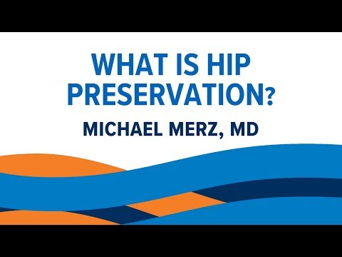 Hip Preservation: A New Approach to Hip Pain