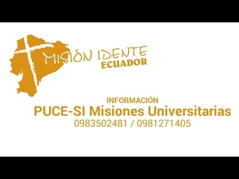 Testimonios Misión Idente Ecuador