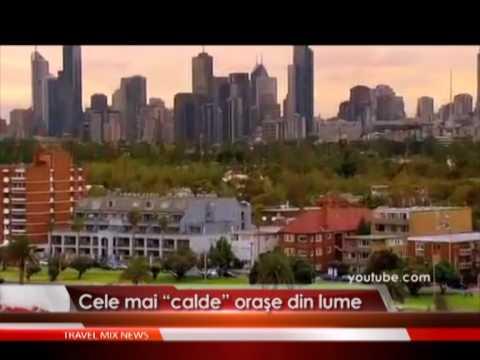 """Cele mai """"calde"""" orase din lume"""