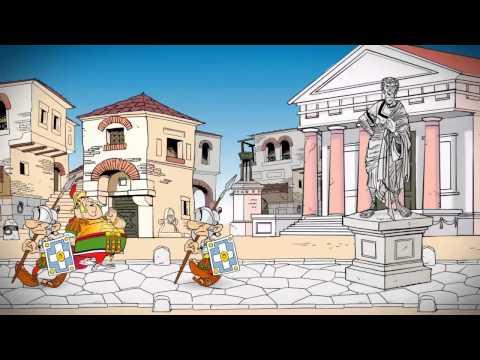Video of Asterix Megaslap