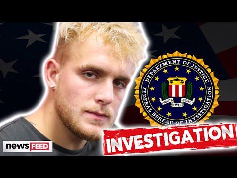 Jake Paul's Home RAIDED By The FBI & Multiple Guns Found!