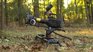 Magic carpet for your camera! Slider by Syrp