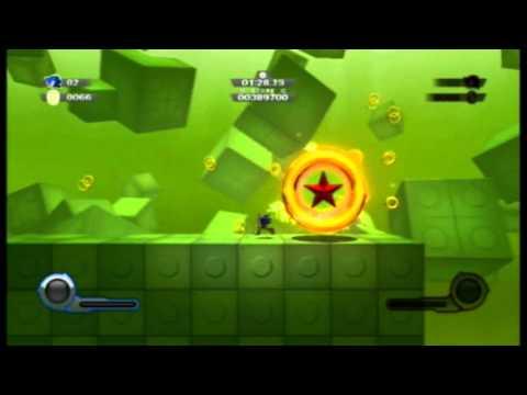 Sonic Colors Playthrough (Wii) - Game Land 6 - смотреть онлайн на