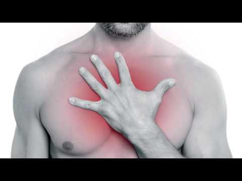 Почему болит грудная клетка?