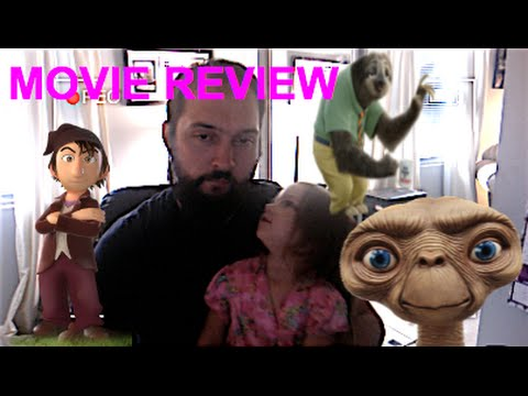 KIDS MOVIE REVIEW 2016