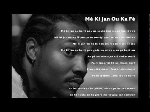 Nypple G - Mè Ki Jan ou Ka Fè