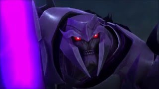 Transformers: Prime: All Optimus Prime vs Megatron Battles