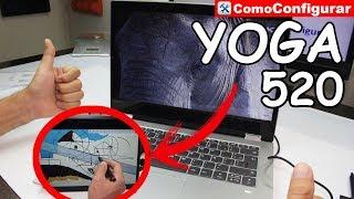 Lenovo Yoga 520 Precio Características en Colombia - Mejores Portátiles 2 en 1 2019