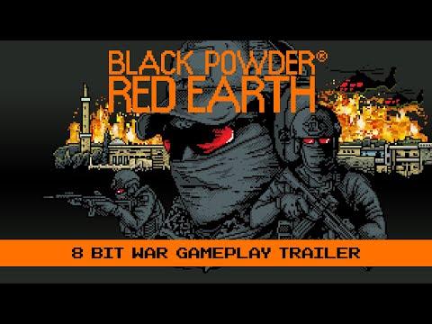 Trailer de Black Powder Red Earth®
