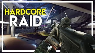 The *NEWEST* & Most Hardcore Raid in Escape From Tarkov! (Escape From Tarkov Gameplay on Labs)