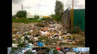 preview picture of video 'Contaminación en San Pedro de Macorís'