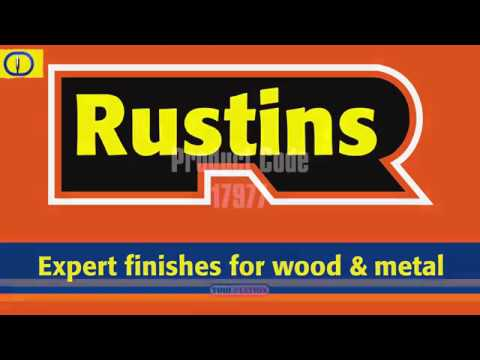 Rustins Low Slip Textured Decking Oil