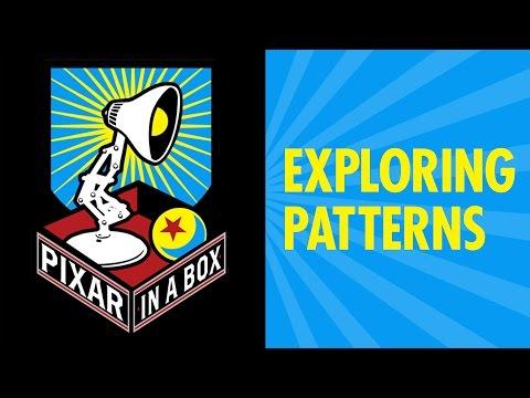Exploring Patterns | Pixar in a Box