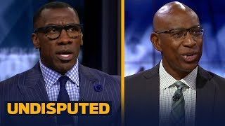 Eric Dickerson on backlash faced from Hall of Fame protests   NFL   UNDISPUTED