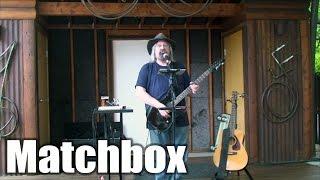 Jonny Lang - Matchbox by Paul Dennis Kopco