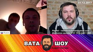 Андрей Полтава: Радость несу россиянам онлайн стрим 01.12.2017 прямой эфир