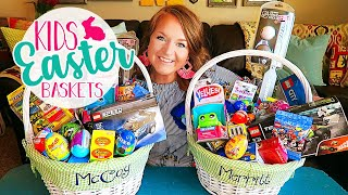 What I Got My Kids For Easter 2020 | Whats In My Kids Easter Baskets | Boys Easter Baskets
