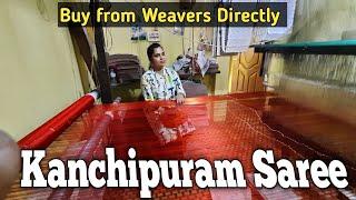 Kanchipuram Saree How to Identify   Pure Silk Saree Collection