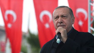 Erdogan makes statement on killing of Jamal Khashoggi