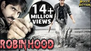 Robinhood  Hindi Dubbed Movies 2017 Full Movie  Hindi Movie  Ravi Teja Movies  Hindi Movies 2017