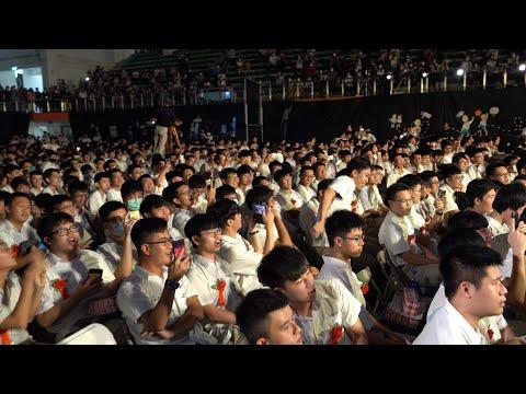 高雄中學 109級畢業典禮 畢業歌大合唱 超跑情人夢