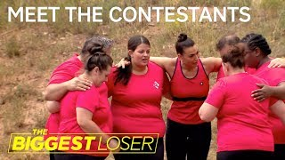 The Biggest Loser | Meet The Contestants | Season 1 | On USA Network