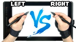 Left Hand Vs. Right Hand   Can My Offhand Win?...
