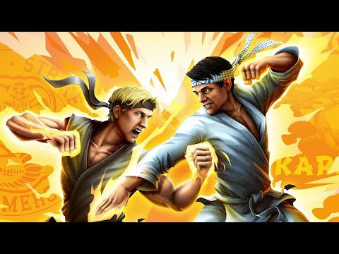 Cobra Kai: The Karate Kid Saga Continues в 2K - Part 1