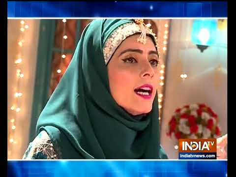 Azra, Imran's mehndi celebration in Ishq Subhan Allah
