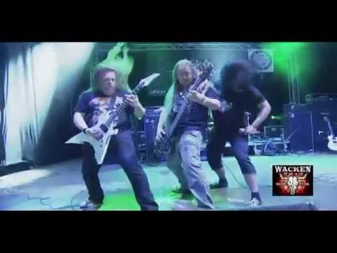 AGRO - All For One - Live at Wacken 2012 (W.O.A.2012)