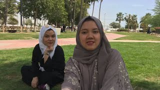 preview picture of video 'YANBU TRIP, KSA : YANBU LAKE, BOATING, FLOWER GARDEN with dalagang pilipina(s)'
