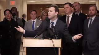 FULL: 01.31.2018 - Speaker Richard Corcoran, Rep. Chris Spowls, and Sen. Jeffrey Brandes announce th