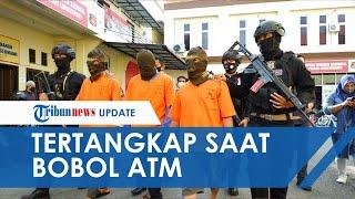 Nyamar Jadi Petugas Pengisian Uang, 3 Pembobol Mesin ATM BNI di Aceh Utara Dipergoki Petugas Asli