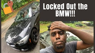 How to unlock BMW Trunk With Disconnected or dead battery(f80 M3, f82 M4, f30)