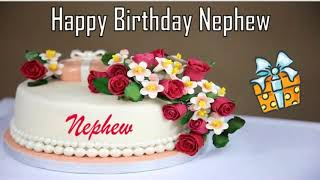 Happy Birthday Nephew Image Wishes✔
