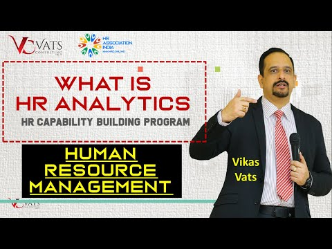HR Analytics Course with Use Case Examples : Part 1 : Human Resource Management / Development