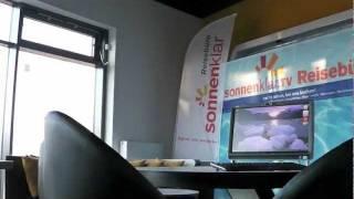 preview picture of video 'sonnenklar Reisebüro Holzhalbinsel Rostock'