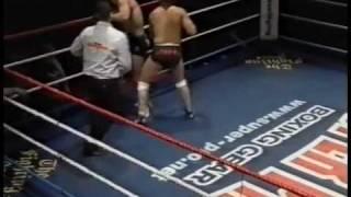 Daan Kooiman vs  Samir Bourekba MMA Fight