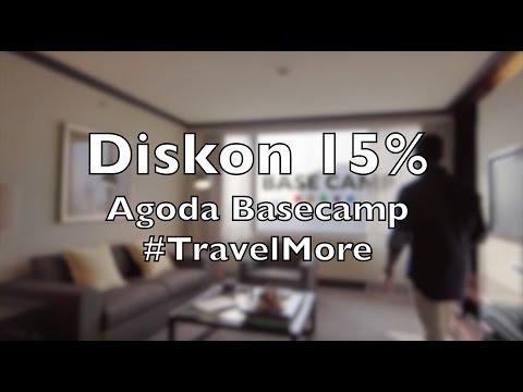 Diskon Hotel Agoda 15 Persen - Agoda Basecamp