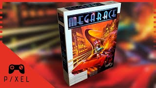 MegaRace :: the original (1993, MS-DOS)   It's Play TIME! (no commentary)
