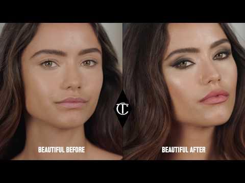 Instant Look In a Palette - Smokey Eye Beauty by Charlotte Tilbury #7