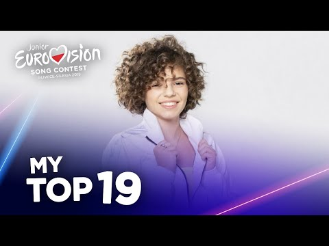 Junior Eurovision 2019 - Top 19
