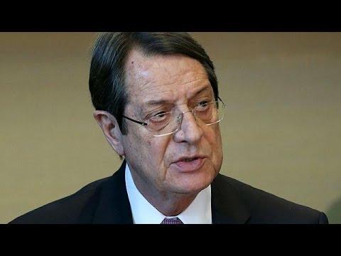 Επαφές Αναστασιάδη στις Βρυξέλλες για το Κυπριακό