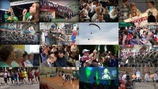 preview picture of video 'Gołdap - Maj 2013 - Filmowa Kronika Gołdapi'