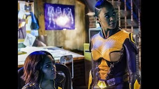 Black Lightning ⚡ Pierce Family Are Survivors ⚡ Destiny's Child - Survivor